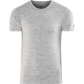 Devold Breeze T-Shirt Heren, grey melange